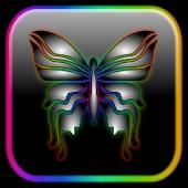 Butterflyglow3 GoLauncherTheme