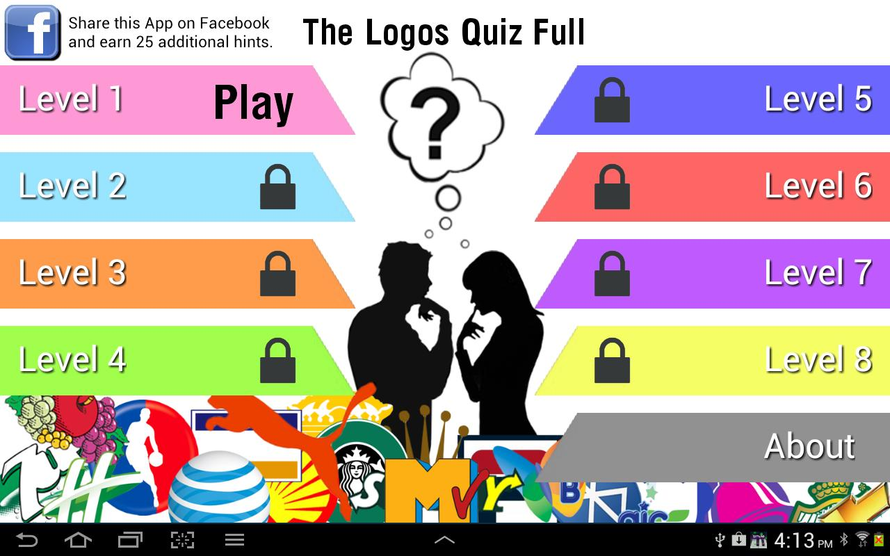 The Logos Quiz ®- screenshot