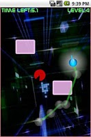 Screenshot of Chain Ball Deluxe
