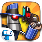 Robot Gangster Rampage - Game