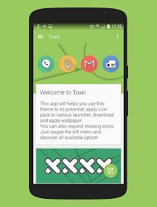 Toxic - Icon Pack v1.1.0