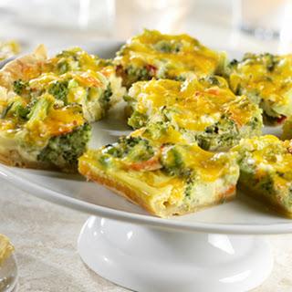 Broccoli Quiche Bites