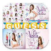 Violetta Guess Word Fans Game