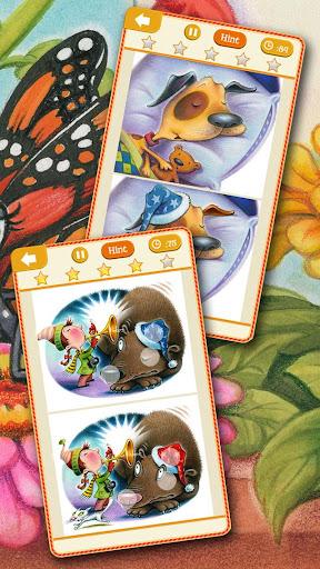 玩解謎App 動物王国版 子供の自然違いさがし, 絵はデビーパレンより免費 APP試玩