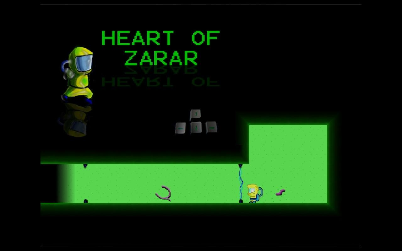 Heart of Zarar - screenshot