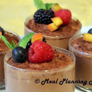 "Decadent Chocolate ""Mousse"""
