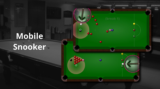 Funky Snooker - screenshot thumbnail