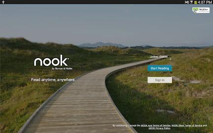 NOOK – Read Books & Magazines Screenshot 1