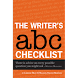 The Writer's ABC Checklist