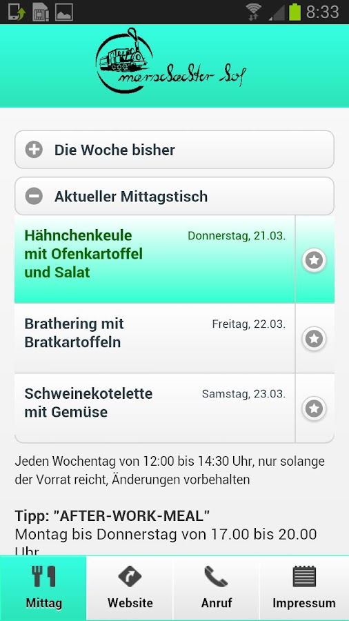 Marschachter Hof - screenshot