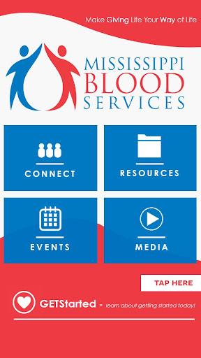 Mississippi Blood Services
