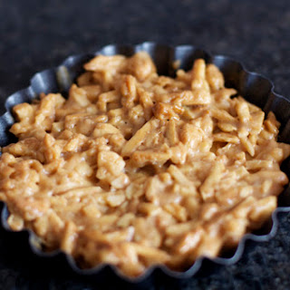 Almond Caramel Pie Recipe