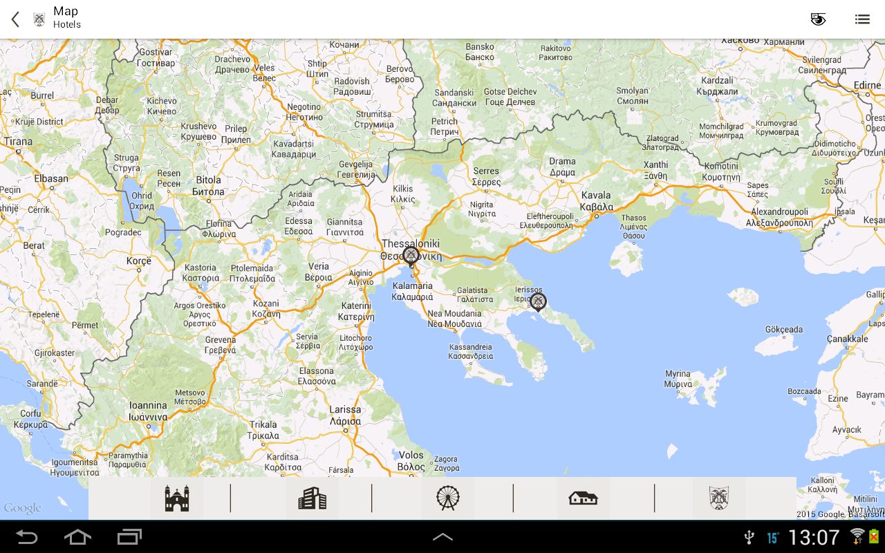 Eagles Palace HD - Halkidiki - screenshot