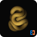 Snake Live Wallpaper icon
