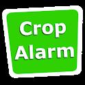 Crop Alarm logo