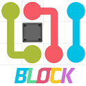 Draw Line: Block icon