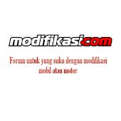 Modifikasi Mobil dan Motor
