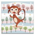 Dancing Monkey icon
