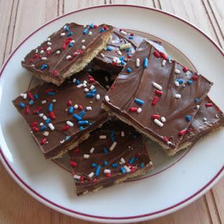 Chocolate Sweet and Salty Bars Recipe aka Christmas Crack