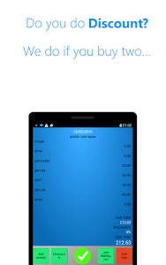 Sales Keeper Free Mobile Till screenshot 4