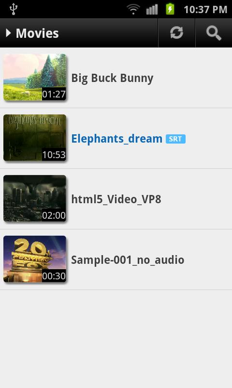 MX Player Pro - screenshot