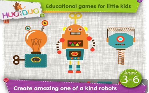 Robots Maker Lab - Hug and Dug