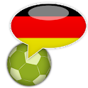 Learn German Football logo