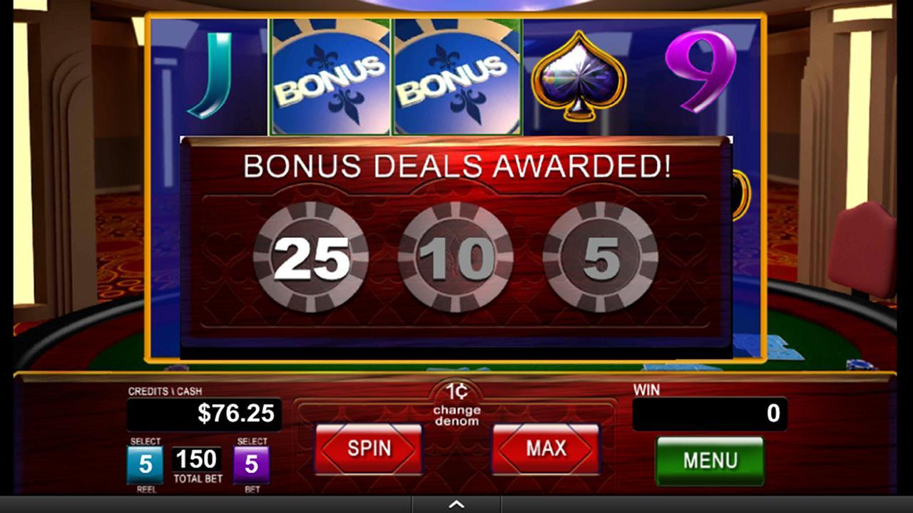 Jokers Crown Video Slot Game- screenshot