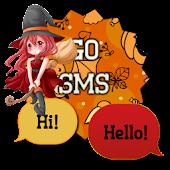 BlushingWitch/GO SMS THEME
