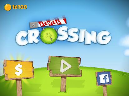 Train Level Crossing