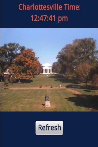 UVa Rotunda Cam - screenshot