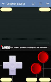 fMSX - Free MSX Emulator- screenshot thumbnail