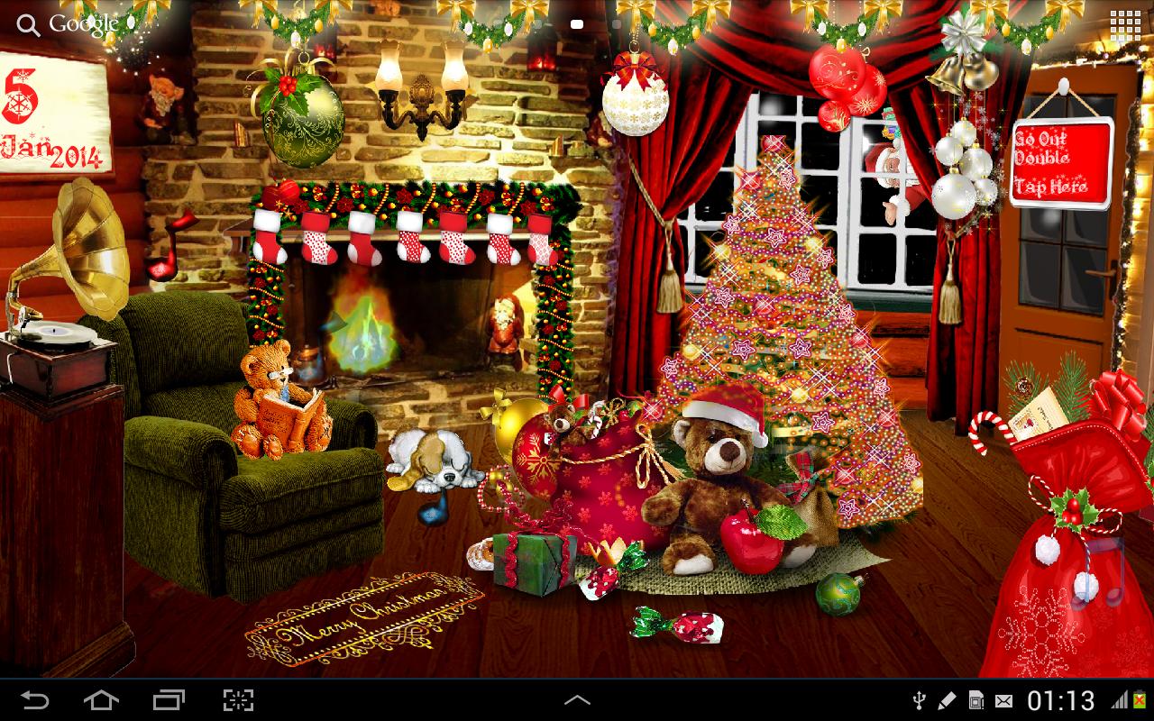 Christmas Live Wallpaper HD  screenshotChristmas Live Wallpaper HD   Android Apps on Google Play. 3d Christmas Live Wallpaper Apk Free Download. Home Design Ideas