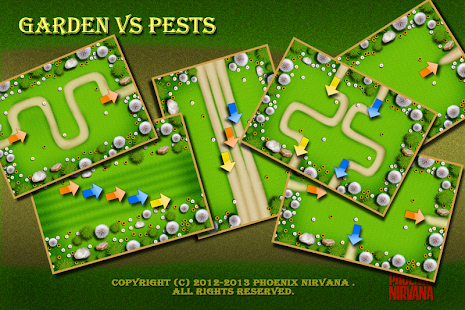 Garden vs Pests + - screenshot thumbnail