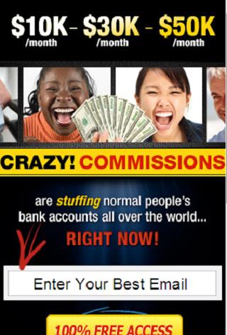 Crazy Commissions