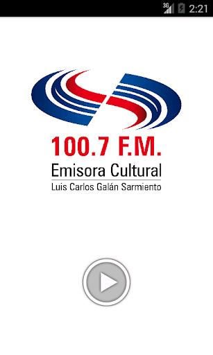 Emisora Cultural 100.7 FM