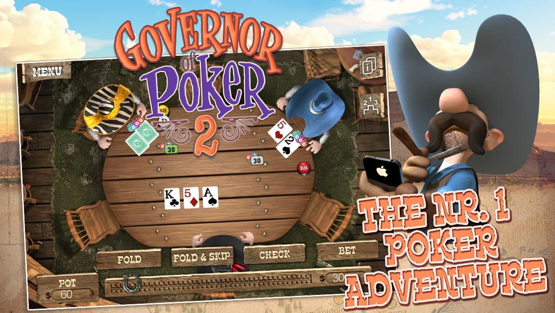 Governor of Poker 2 Premium - screenshot