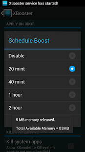 XBooster *ROOT* - Smart app- screenshot thumbnail