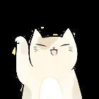 酷符號表情包可爱的小猫 icon