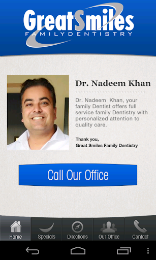 myDentist - Dr. Nadeem Khan