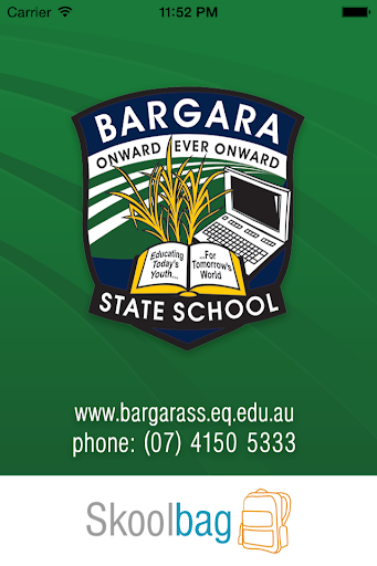 Bargara State School Skoolbag