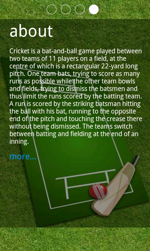 Cricket Quiz - Trivia- screenshot