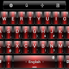 Theme for Keyboard Dusk Red icon