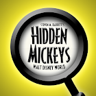 Hidden Mickeys: Disney World icon