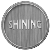 Shining GO Launcher EX theme