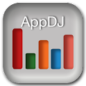 AppDJ: Recommends New Apps logo