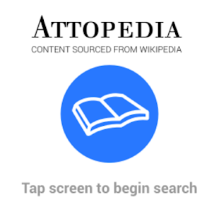 Attopedia for Android Wear - screenshot thumbnail