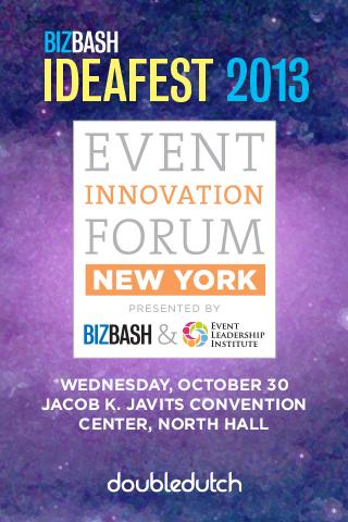 BizBash IdeaFest New York