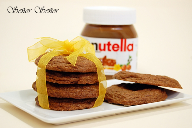 Delicious Nutella Cookies Recipe