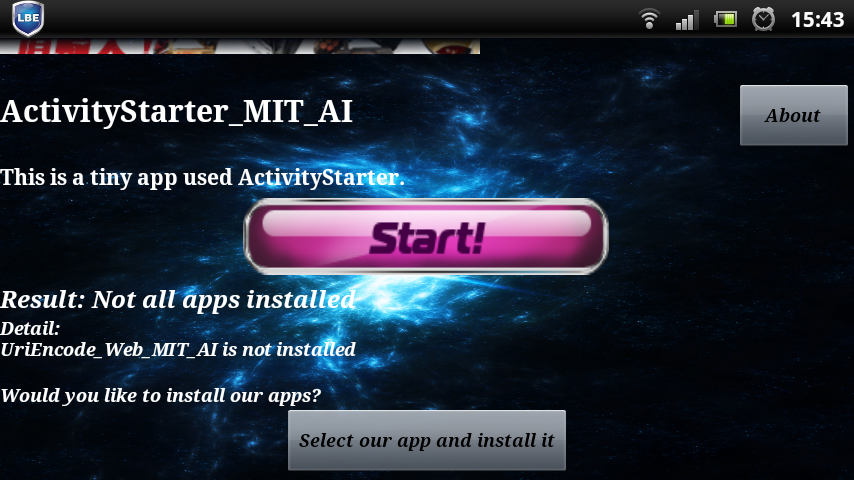 ActivityStarter_MIT_AI- screenshot